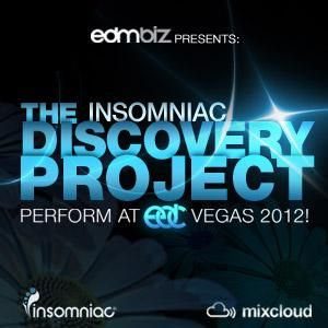 SaTurn - EDMbiz presents the Insomniac Discovery Project