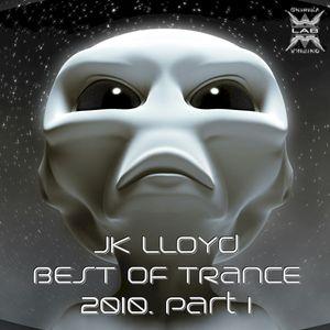 Best of trance 2010 mixed by Jk Lloyd. Part 1.