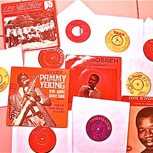 From Africa With Love- Afro 45 Mix