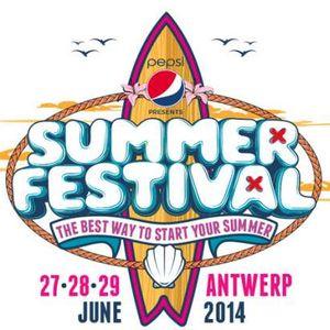 Jay Hardaway - live at Summer Festival 2014, Antwerpen - 28-Jun-2014