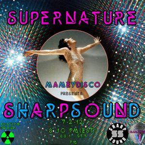DJ Sharpsound via Mamey Disco's SUPERNATURE WRGP