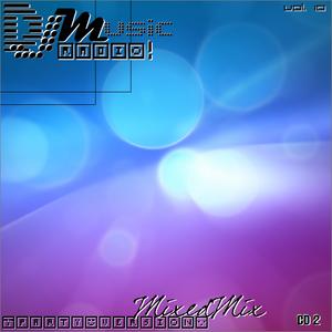 DJMusic Radio! Vol. 10 Party Version MixedMix CD 2