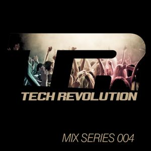 TECHREV MUSIC DJ MIX SERIES SESSION 004 - MITCHELL T