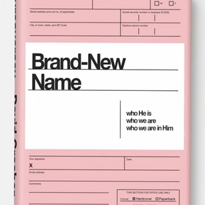 Brand New Name - Week 3 - Audio
