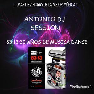 Session 83:13 30 Años De Música Dance