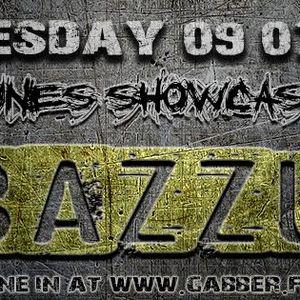 Bazzu @ Gabber.Fm (N.e.Tunes Showcase #33) 09.07.14