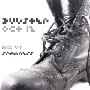 """Dubstep October 2012 - """"Not all steps are dubbed equally"""" - Mixed by Spanners"""