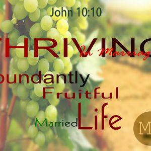 Married Life / T.H.R.I.V.E. 2015 (part 1)