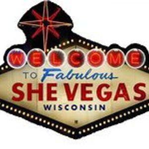 Live set at Shevegas Nightclub 8-18-12