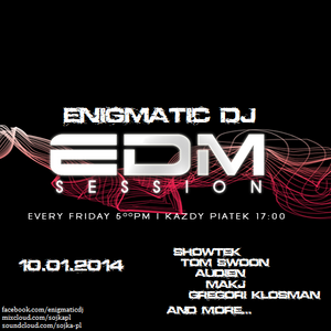 ENIGMATIC DJ - EDM Session - 10.01.2014