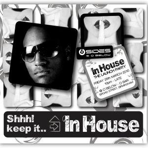 N.B In House Mix Show 21/2/11 live on Silk FM/Big City Radio
