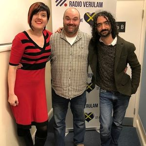 Daria Kulesh & Tristan Seume live on Radio Verulam - West Herts Drivetime Sessions with Danny Smith