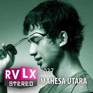 Ravelex Stereo #037 - Mahesa Utara (Junko)