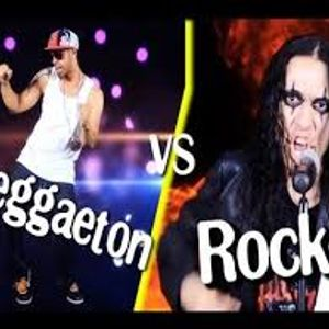 Viernes musical: reggueton vs rock