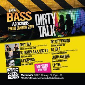 Fatal Bass Addictions Jan