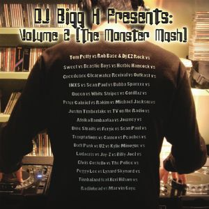 DJ Bigg H Presents:  Volume Two (The Monster Mash)