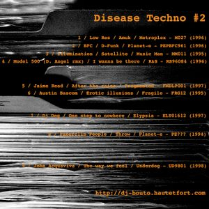 Disease Techno #2