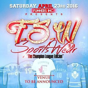 Funners Sports Wear 2016 Promo Mix