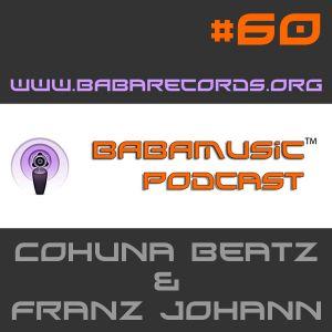 Babamusic Radio #60 with Cohuna Beatz & Franz Johann