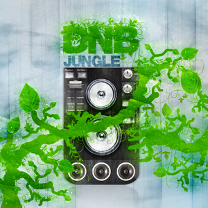 DJ Silverhaze - 30 min Drum and Bass mix April 2013