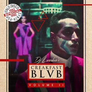 Dj Laserlove - Creakfast Blub II