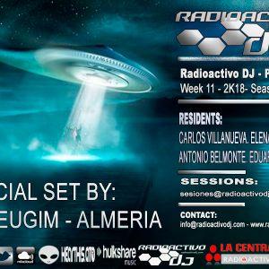 RADIOACTIVO DJ 11-2018 BY CARLOS VILLANUEVA