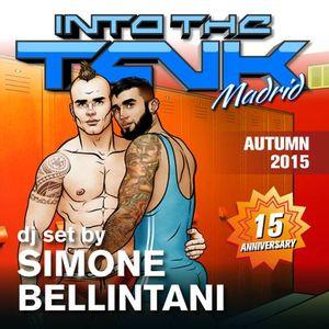 SIMONE BELLINTANI _ INTO THE TANK MADRID AUTUMN 2015