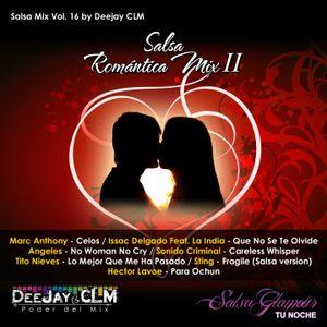 Salsa Romantica II Vol. 16