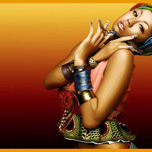 Afro-Caribean Link Up Mix Cd