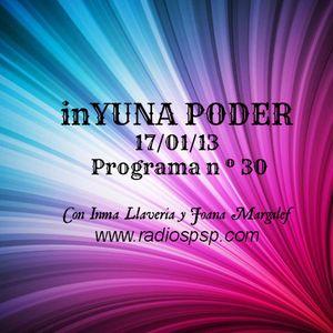 inYUNA POWER DÍA 17-01-13-Prog. 30