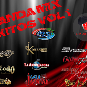BANDA MIX EXITOS VOL.1 - DJSAULIVAN