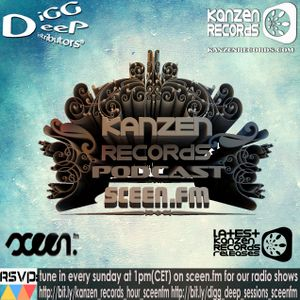 Kiyo To - Sceen.Fm Podcast #151 Sceen.Fm Podcast #151 (Kanzen Records Exclusive Mix)