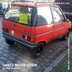 Dance Music Show w/ Bell Towers - 25th April 2017