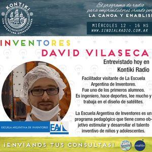 Programa 24 - Inventores - David Vilaseca