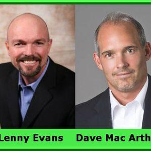 Lenny Evans 1-2-3 Isagenix Call Dave Mac Arthur January 16, 2017