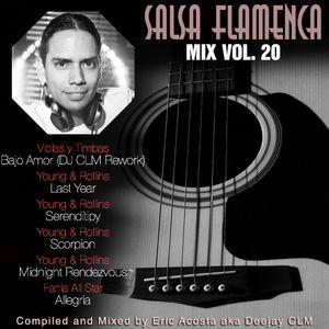Salsa Flamenca Mix Vol. 20