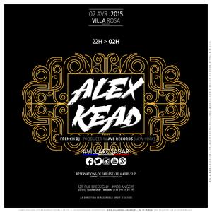 Dj Set Live, ALEX KEAD I 0204 partie 2