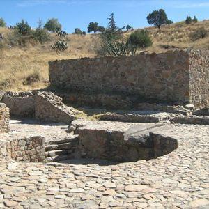 Paseos culturales: los baños de Nezahualcóyotl