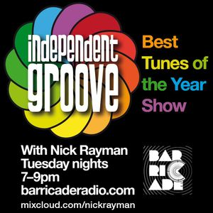 Independent Groove #96 20th December 2016 - Best of 2016 show
