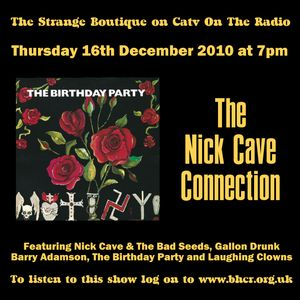 The Strange Boutique on Catv on the Radio
