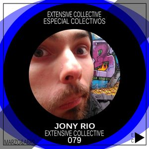 Podcast Extensive Collective #079 with Jony Rio