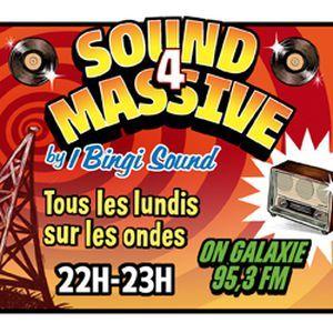 Sound 4 Massive feat. Echotone/Dub Action - 11/03/19