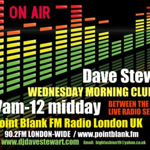 """Dave Stewart 6/7/2016 """"BETWEEN THE SHEETS"""" LIVE RADIO SESSIONS POINT BLANK FM LONDON UK  .. d(-_-)b"""