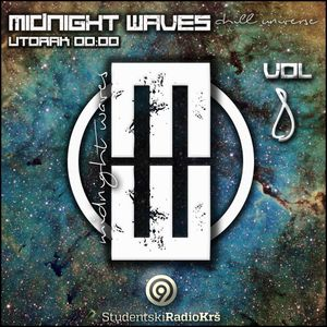 Midnight Waves Radio Show @ KRŠ 99MHz - S01E08 - Stefan Bulatović - Comsic Connection Guest mix