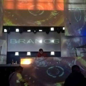 Branos@HardGroove Techno Session October 2017