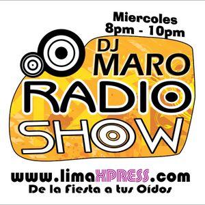 DJ MARO RADIO SHOW