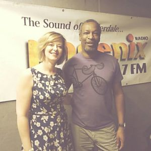 Helen Weir Hypnotherapy talking to Tee Liburd at Phoenix FM 8th June 2016