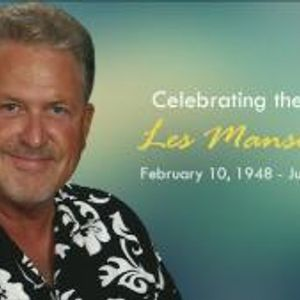 Les Mansell Memorial Service - July 9, 2016