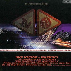 Randall w/ MC Det & IC3 One Nation/Warning - 31 3 00 by Rave