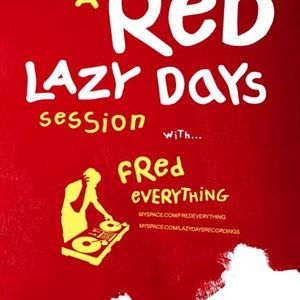 Fred Everything Live mixset-Lazy Days classic mix pt.2